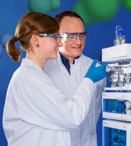 AZURA FPLC Biopurification